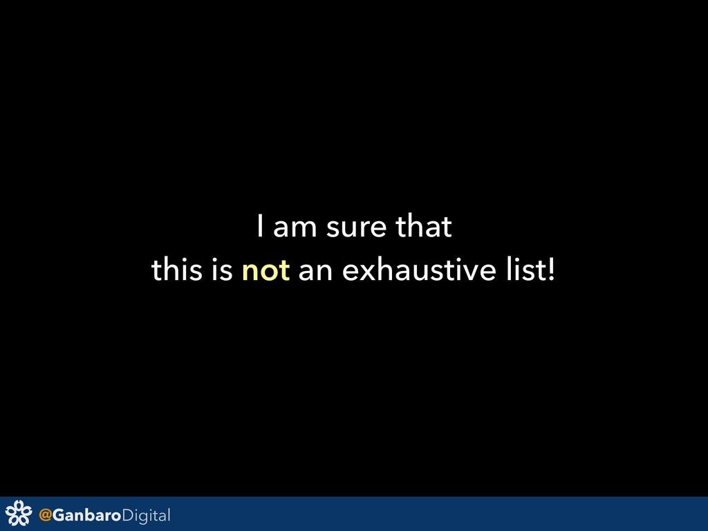 @GanbaroDigital I am sure that this is not an e...
