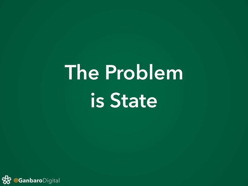@GanbaroDigital The Problem is State
