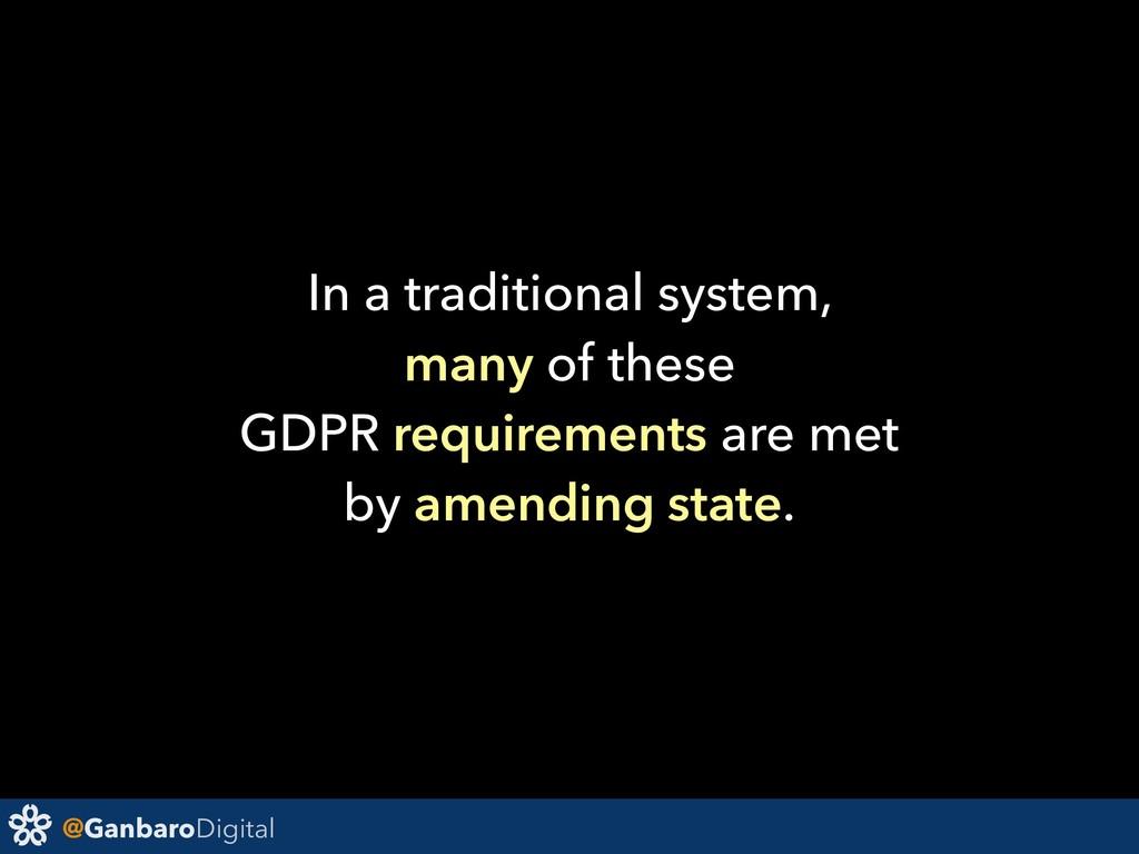 @GanbaroDigital In a traditional system, many o...