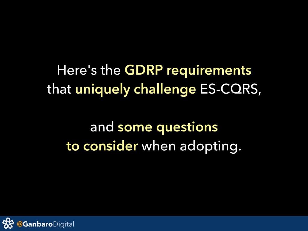 @GanbaroDigital Here's the GDRP requirements th...