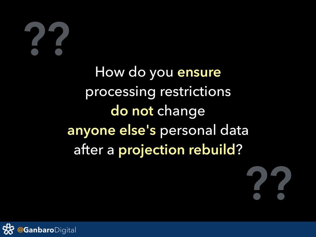 @GanbaroDigital ?? ?? How do you ensure process...