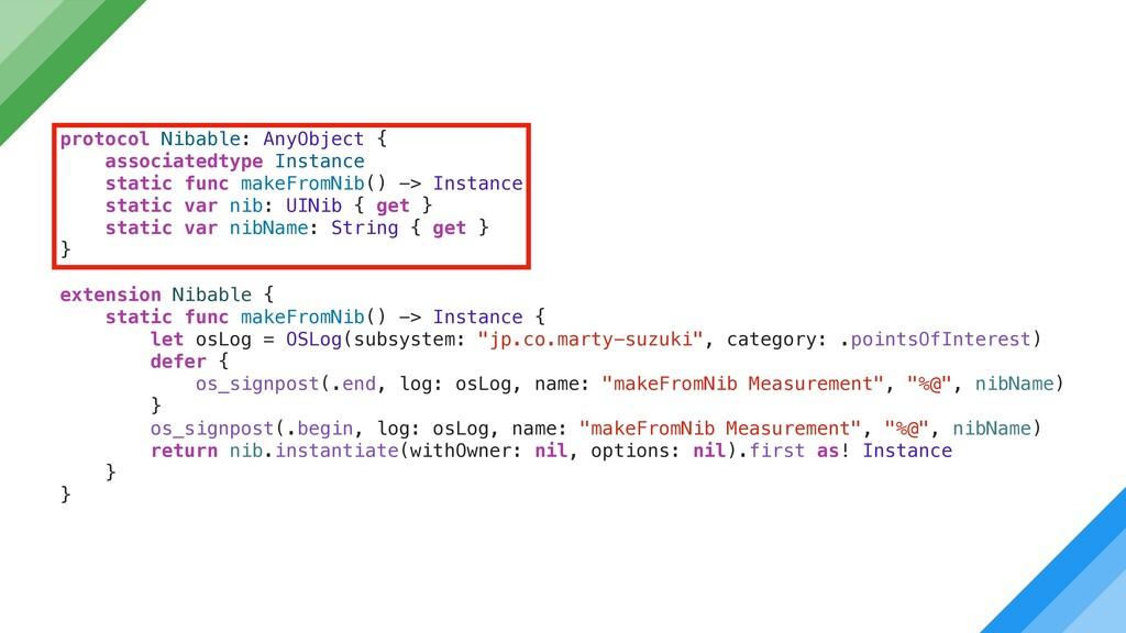protocol Nibable: AnyObject { associatedtype In...