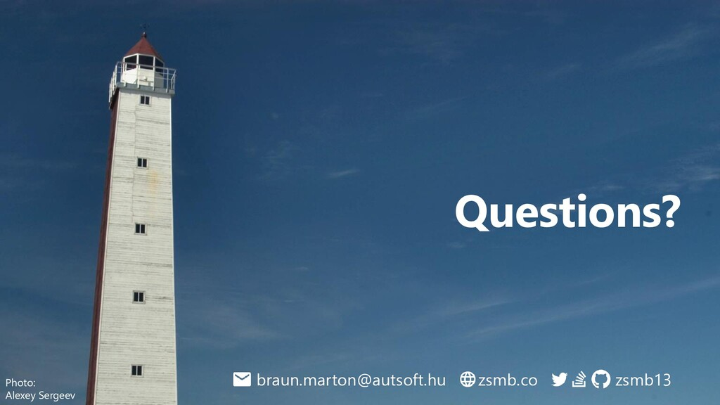 Photo: Alexey Sergeev Questions? zsmb.co zsmb13...
