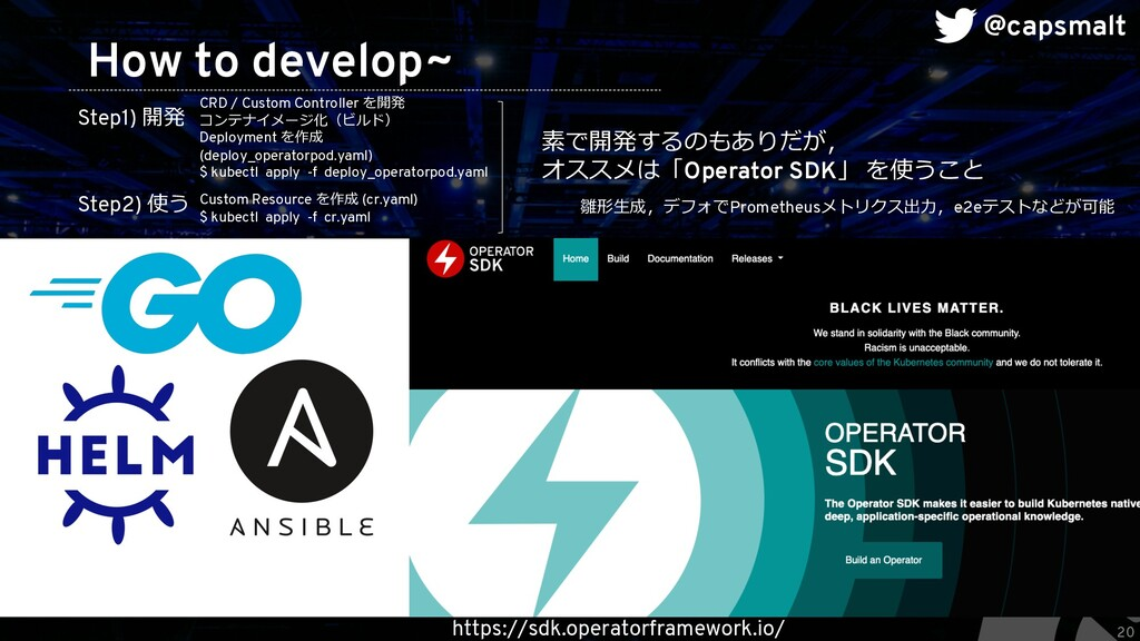 20 How to develop~ CRD / Custom Controller を開発 ...