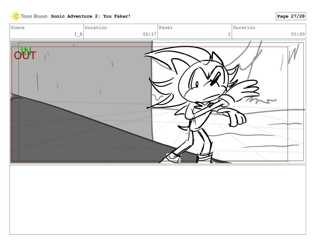 Scene 1_B Duration 02:17 Panel 2 Duration 01:00...