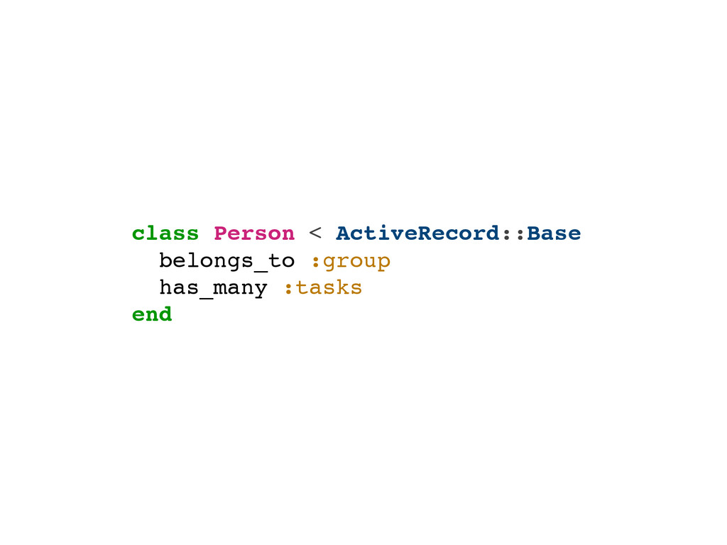 class Person < ActiveRecord::Base belongs_to :g...