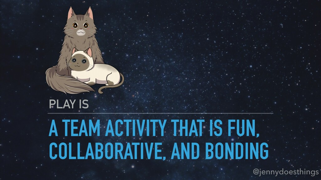 A TEAM ACTIVITY THAT IS FUN, COLLABORATIVE, AND...