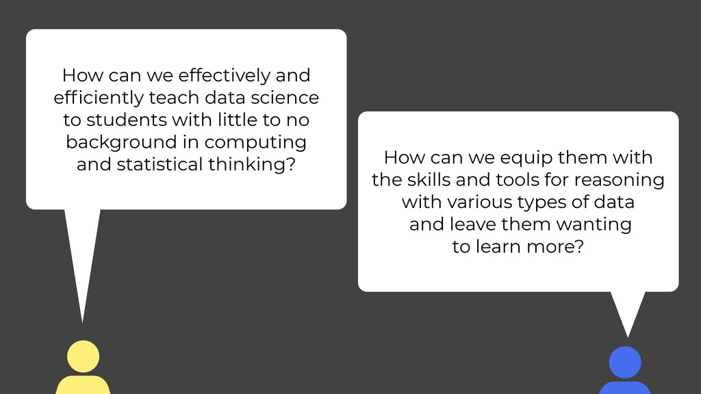 How can we effectively and ef fi ciently teach ...