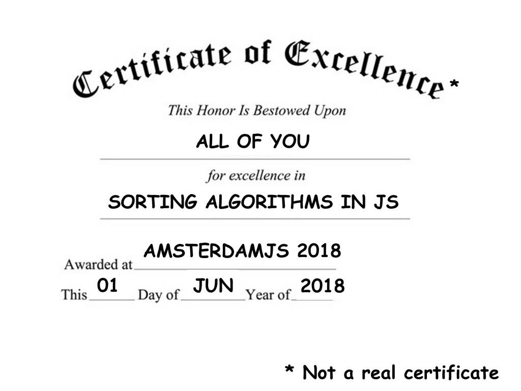 69 Claudia's Sorting Algorithms Certification A...