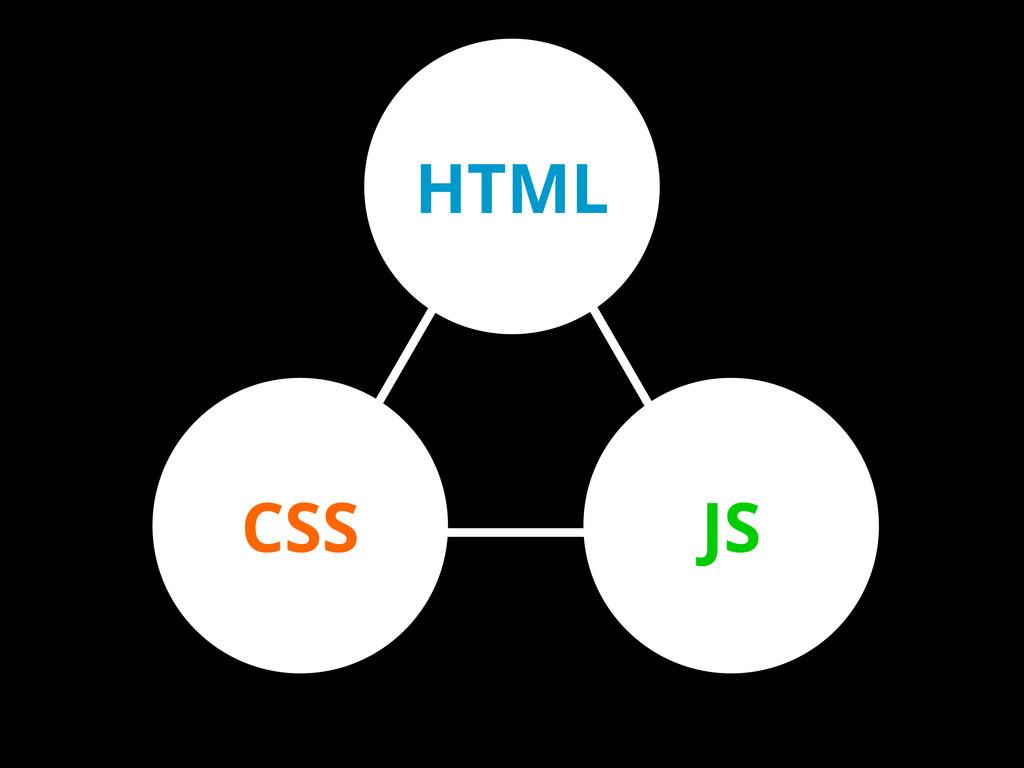 CSS JS HTML