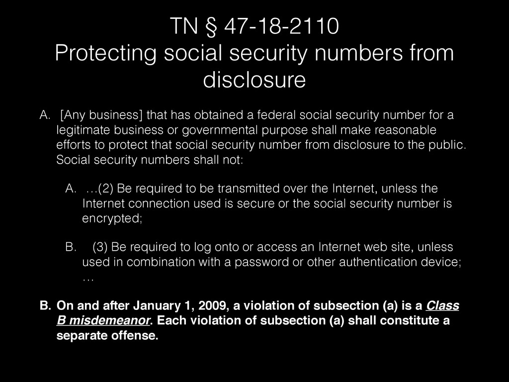 TN § 47-18-2110