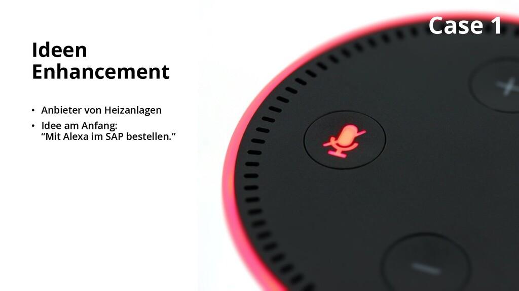 Ideen Enhancement • Anbieter von Heizanlagen • ...