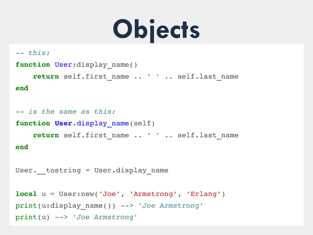 Objects  this: function User:display_name() r...