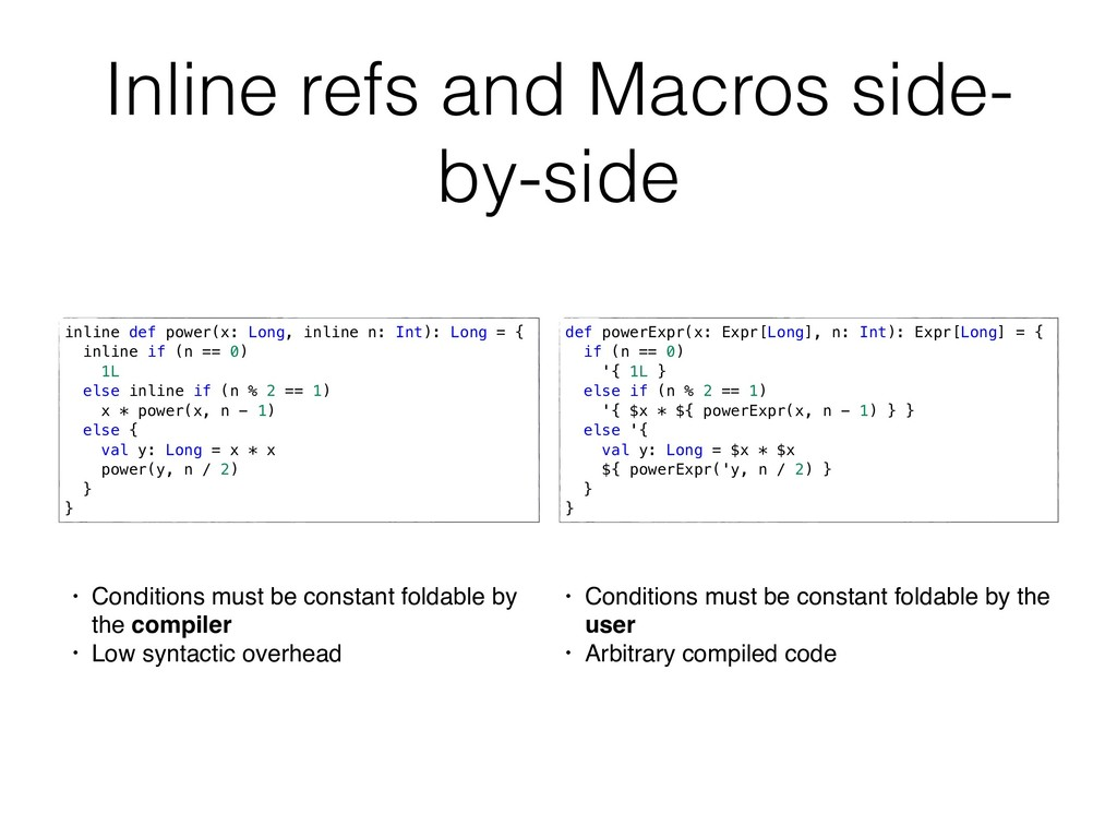 Inline refs and Macros side- by-side inline def...