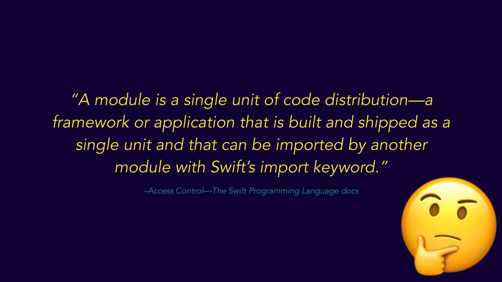 –Access Control—The Swift Programming Language ...