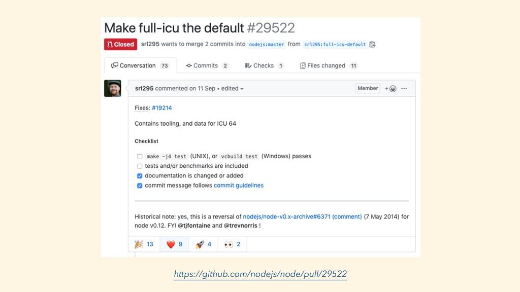 https://github.com/nodejs/node/pull/29522
