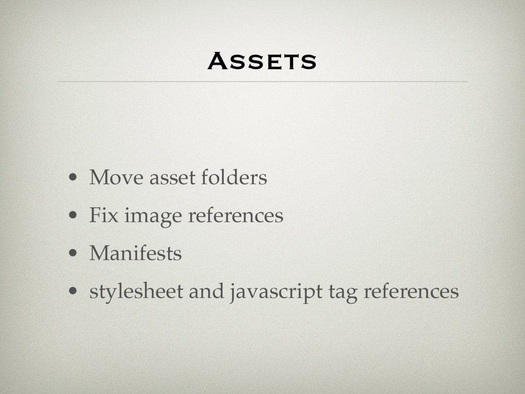 Assets • Move asset folders • Fix image referen...