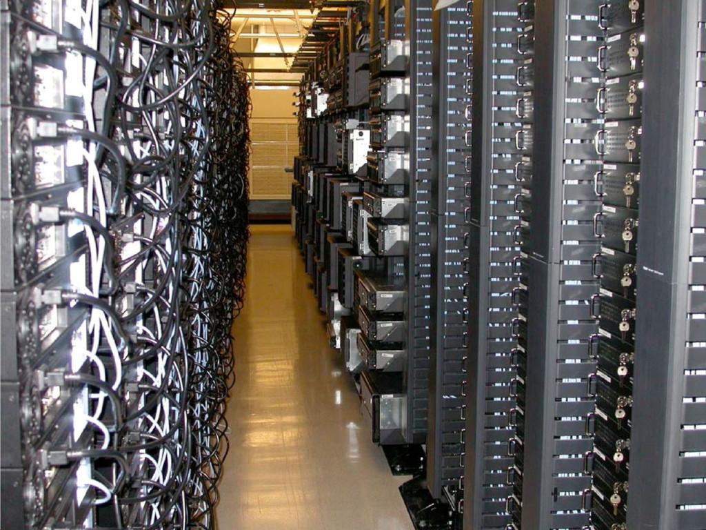UCL Data Rack