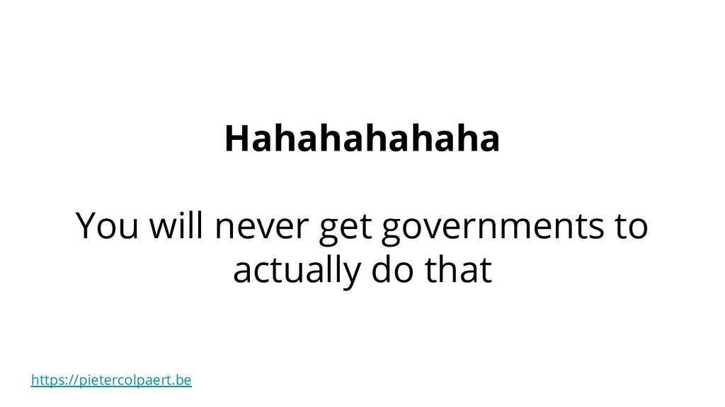 https://pietercolpaert.be Hahahahahaha You will...