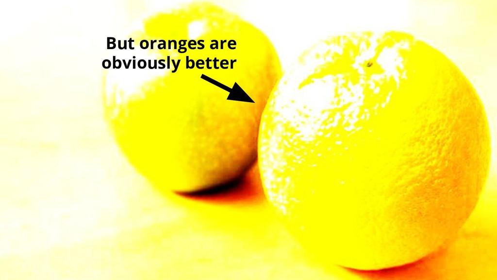 https://pietercolpaert.be But oranges are obvio...