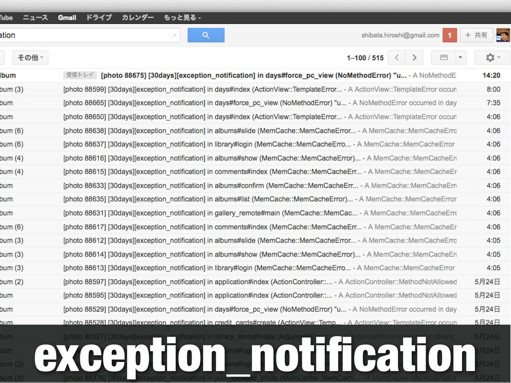 exception_notification