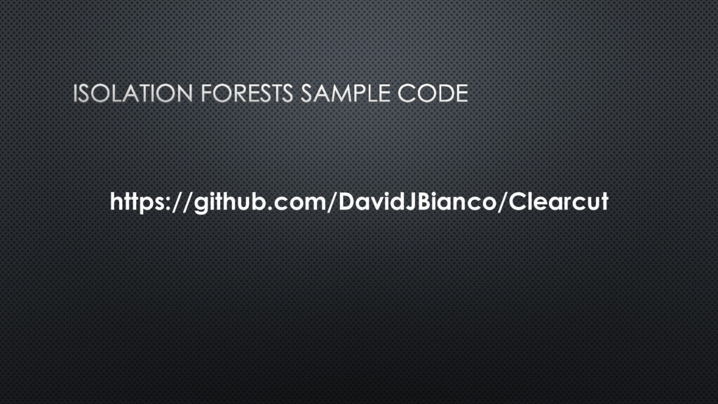 https://github.com/DavidJBianco/Clearcut