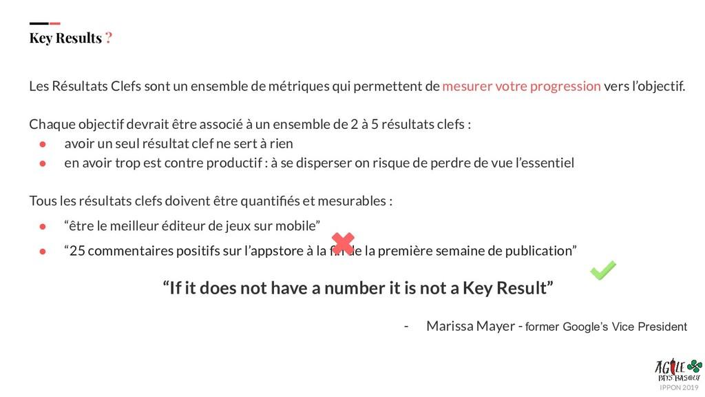 IPPON 2019 Key Results ? Les Résultats Clefs so...