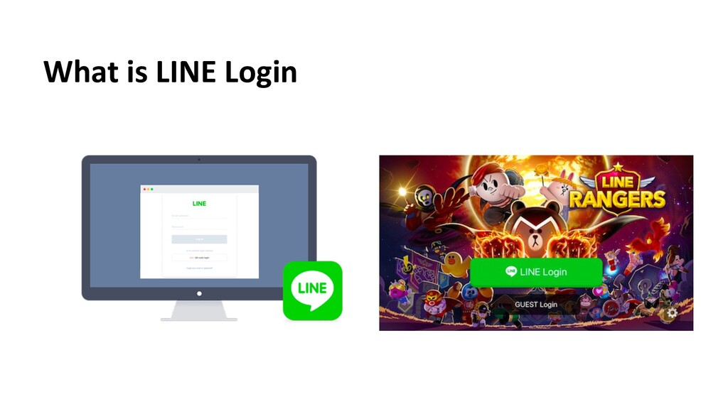 What is LINE Login