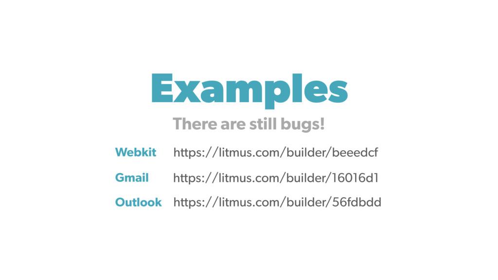 https://litmus.com/builder/beeedcf Webkit https...