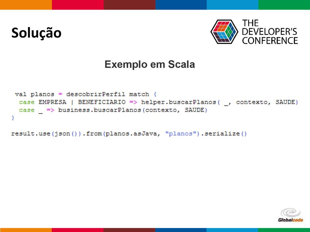 Globalcode – Open4education Solução Exemplo em ...