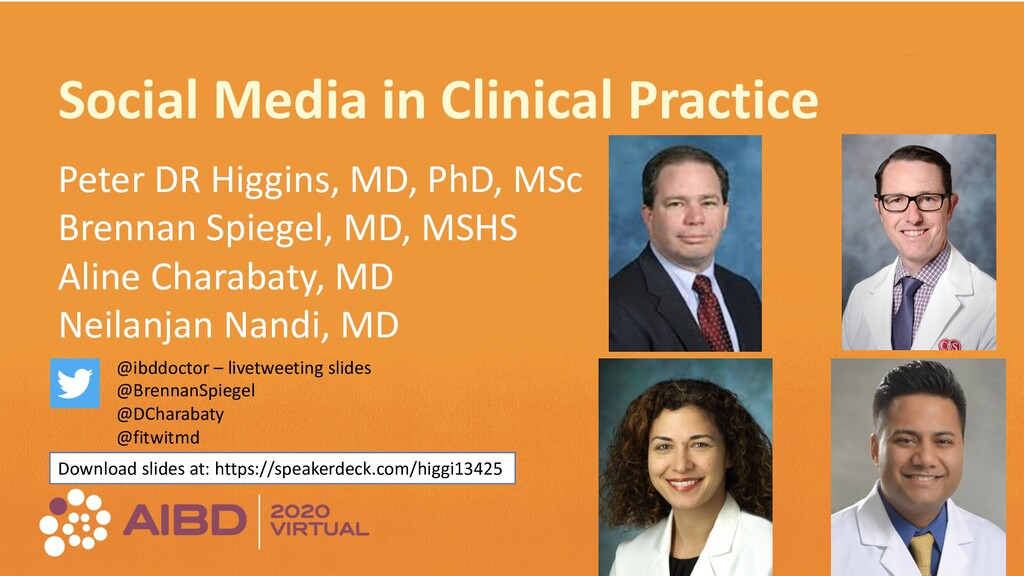 Social Media in Clinical Practice Peter DR Higg...