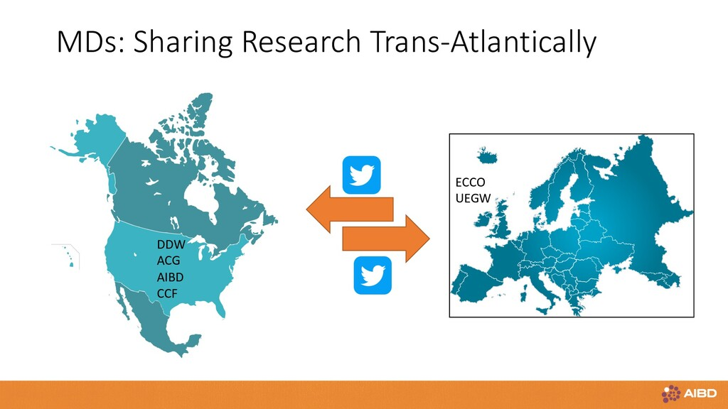MDs: Sharing Research Trans-Atlantically DDW AC...