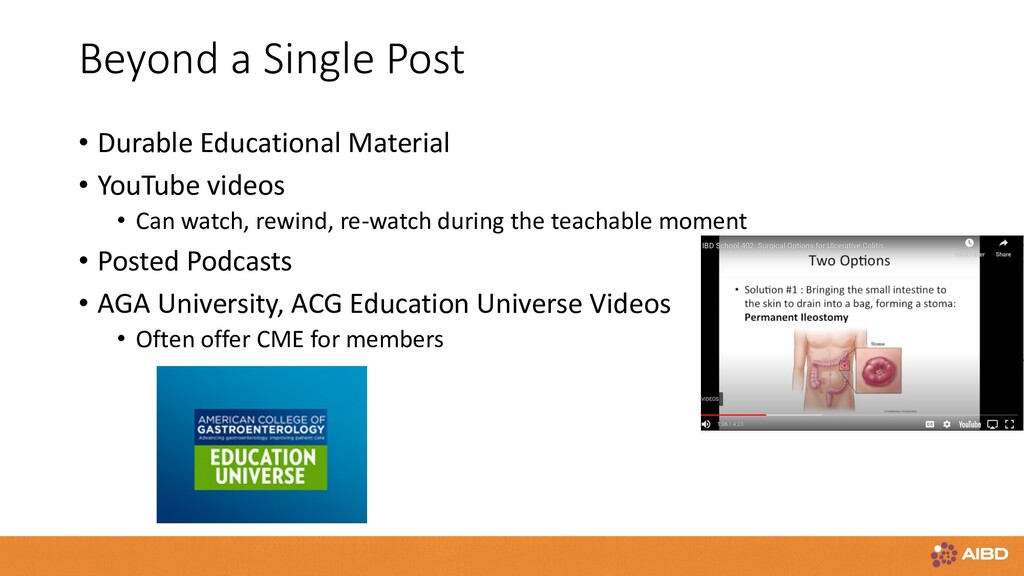 Beyond a Single Post • Durable Educational Mate...