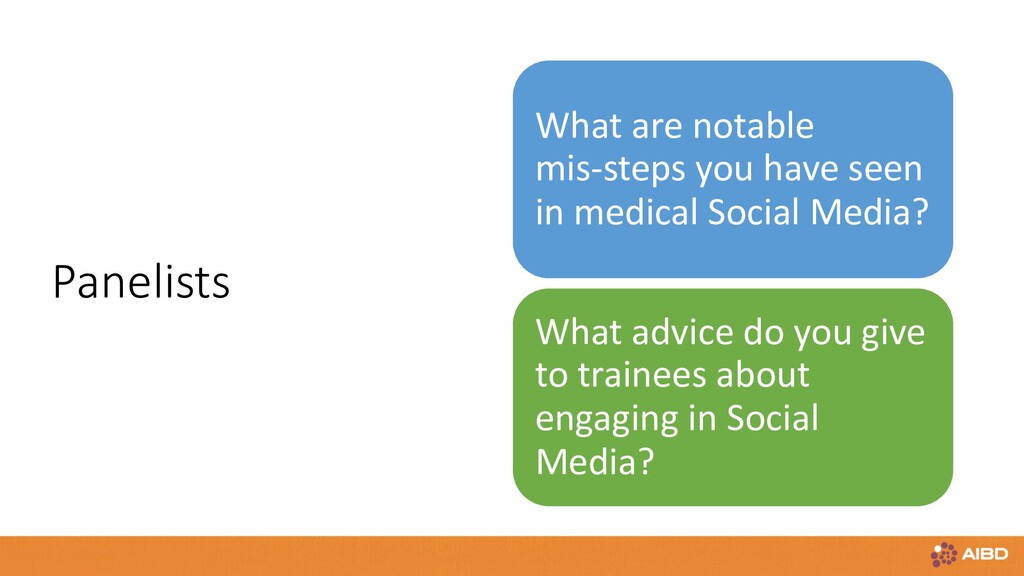 Panelists What are notable mis-steps you have s...