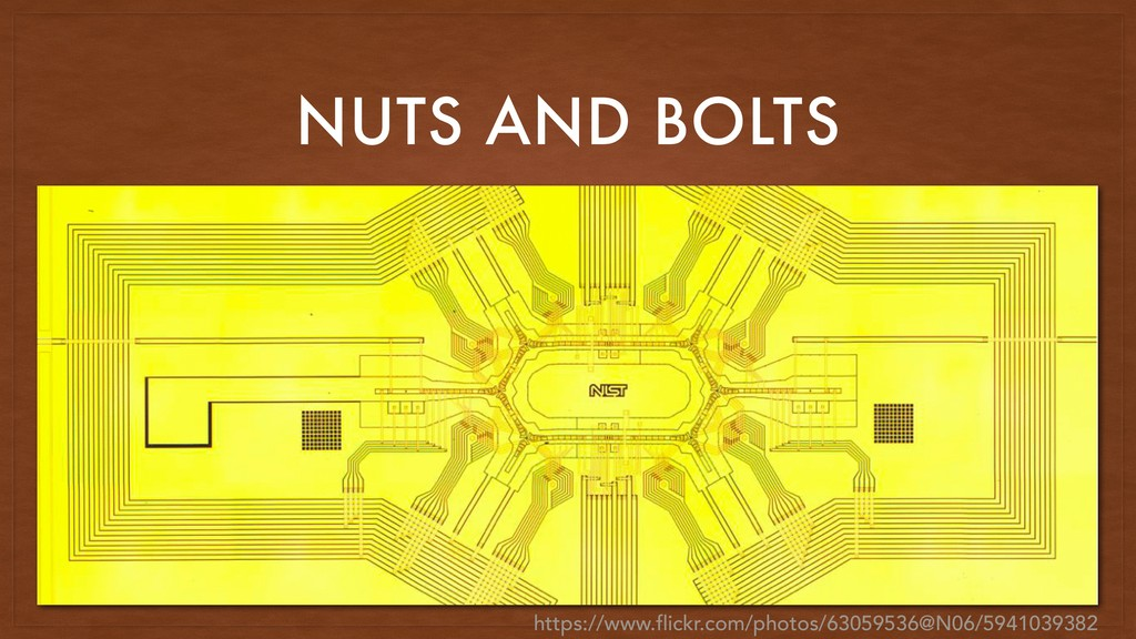 NUTS AND BOLTS https://www.flickr.com/photos/63...