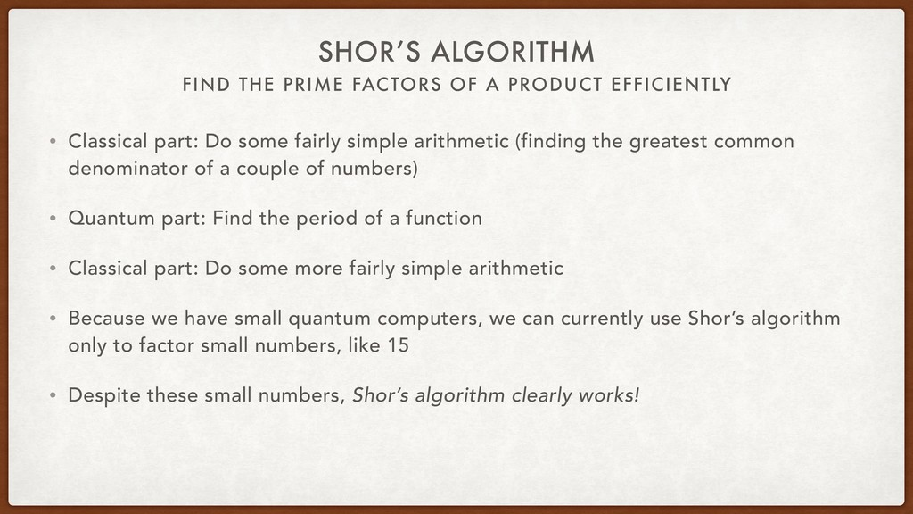 FIND THE PRIME FACTORS OF A PRODUCT EFFICIENTLY...