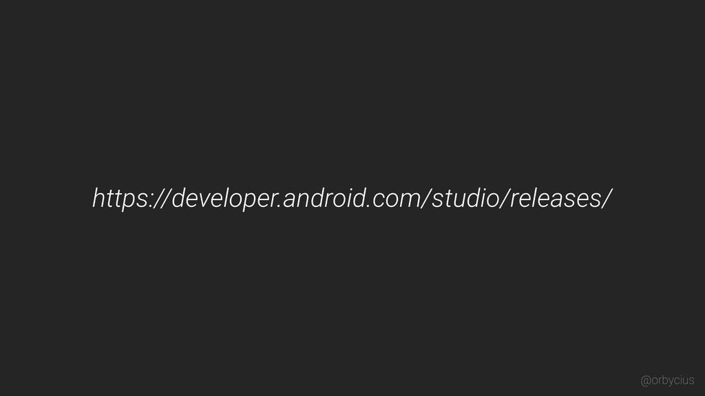 https://developer.android.com/studio/releases/ ...