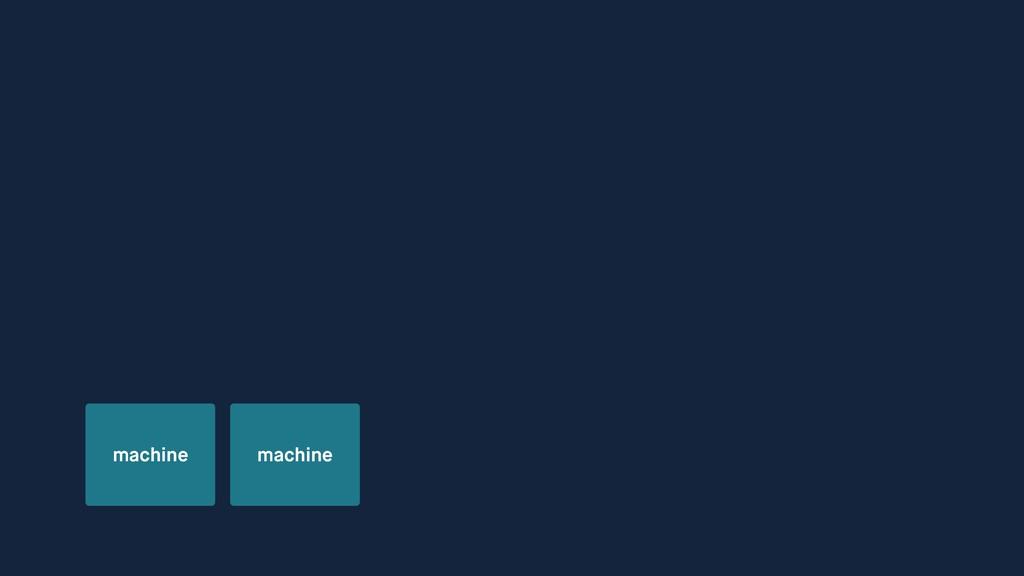 machine machine