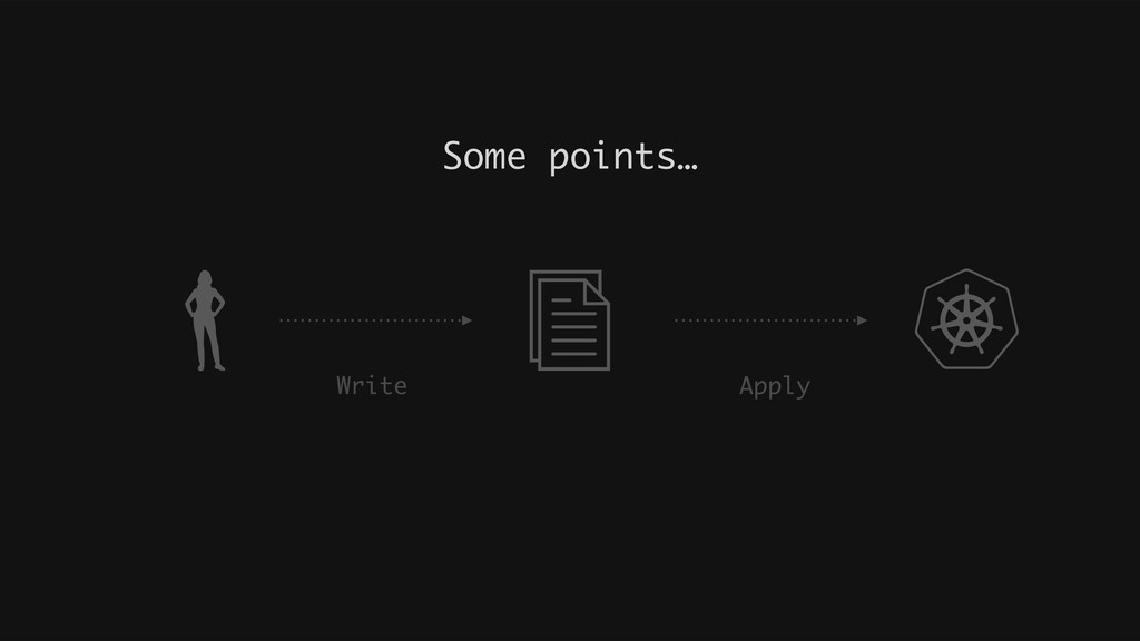 Write Apply Some points…