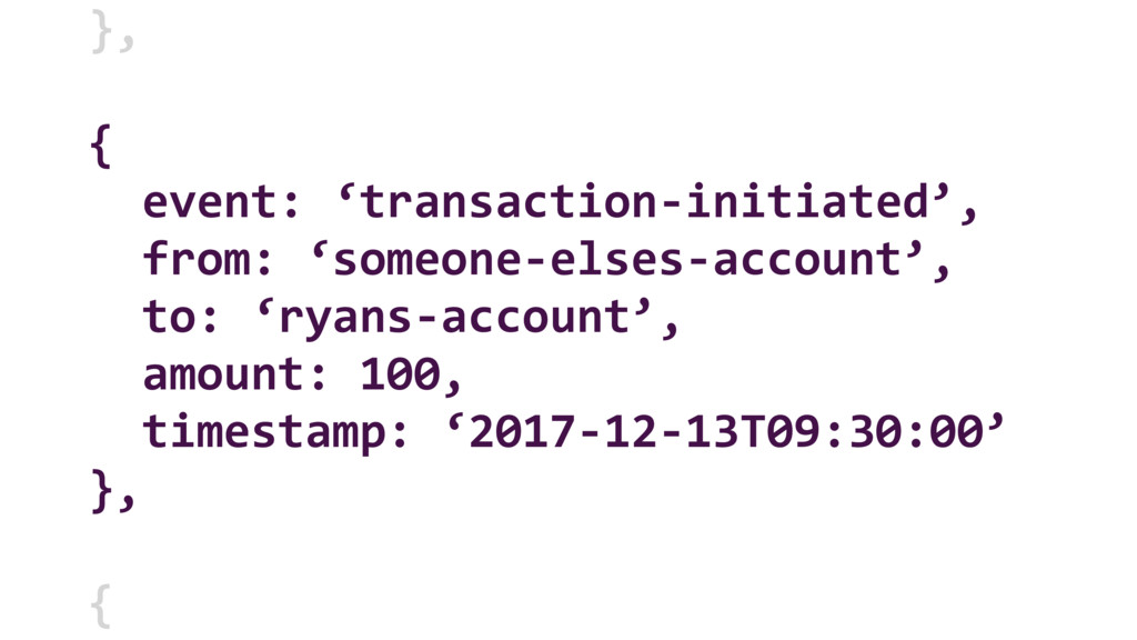 }, { event: 'transaction-initiated', from: 'som...