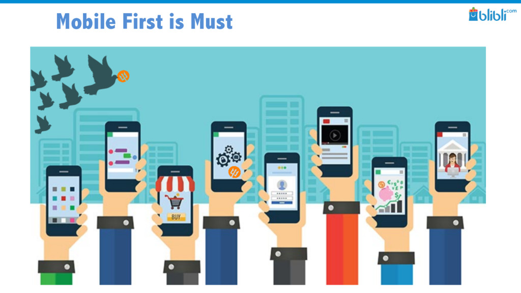 Mobile First is Must