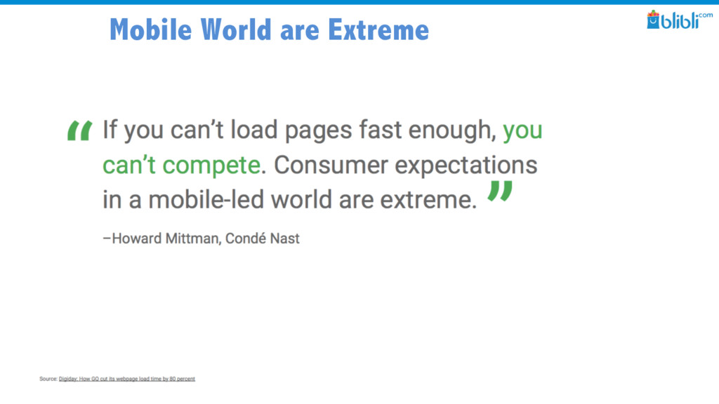 Mobile World are Extreme