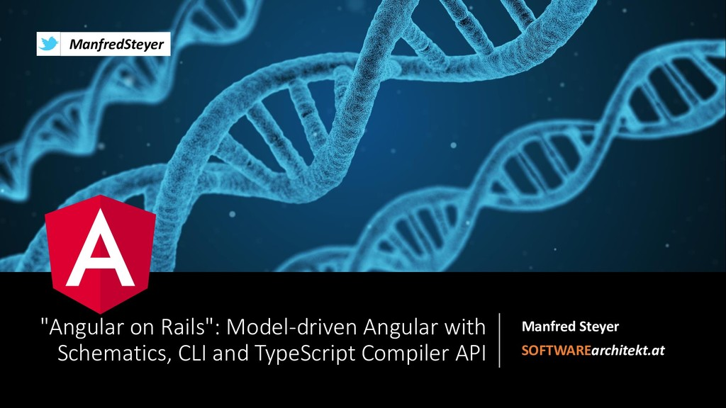 "ManfredSteyer ""Angular on Rails"": Model-driven ..."