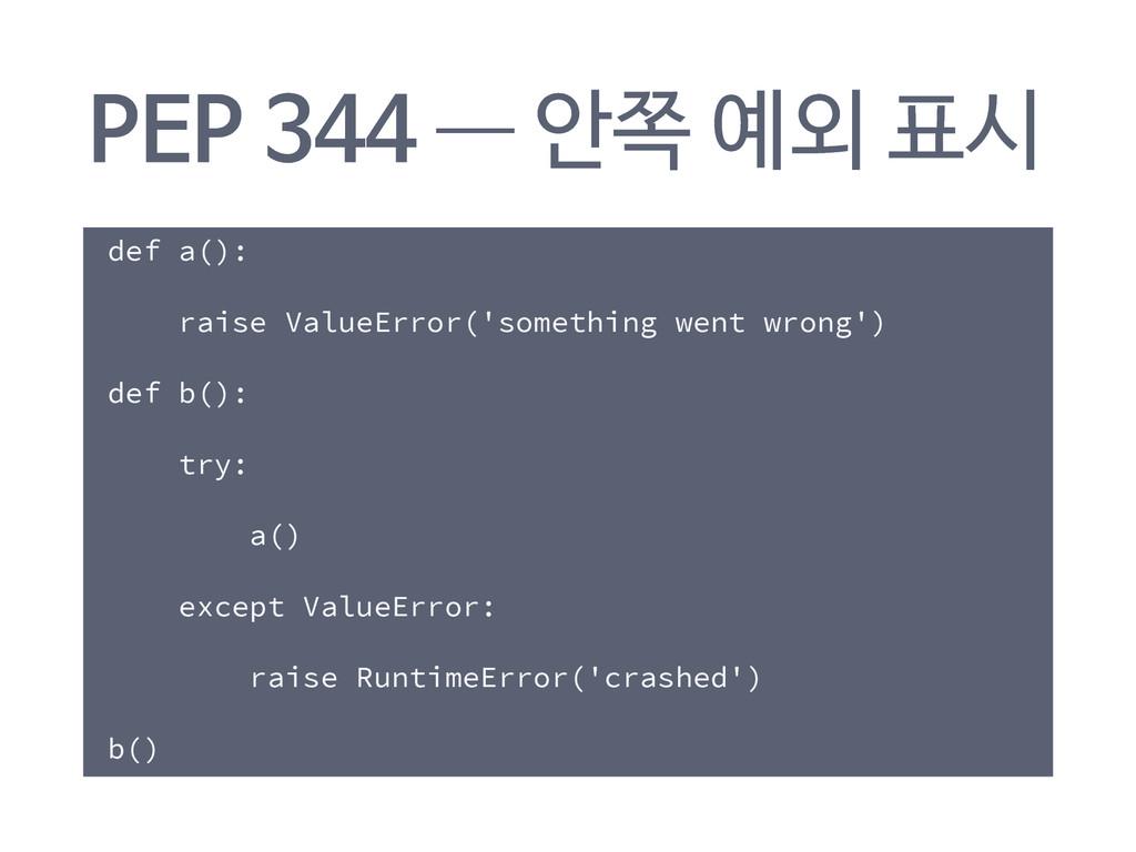 1&1nউଃ৻द def a(): raise ValueError('s...