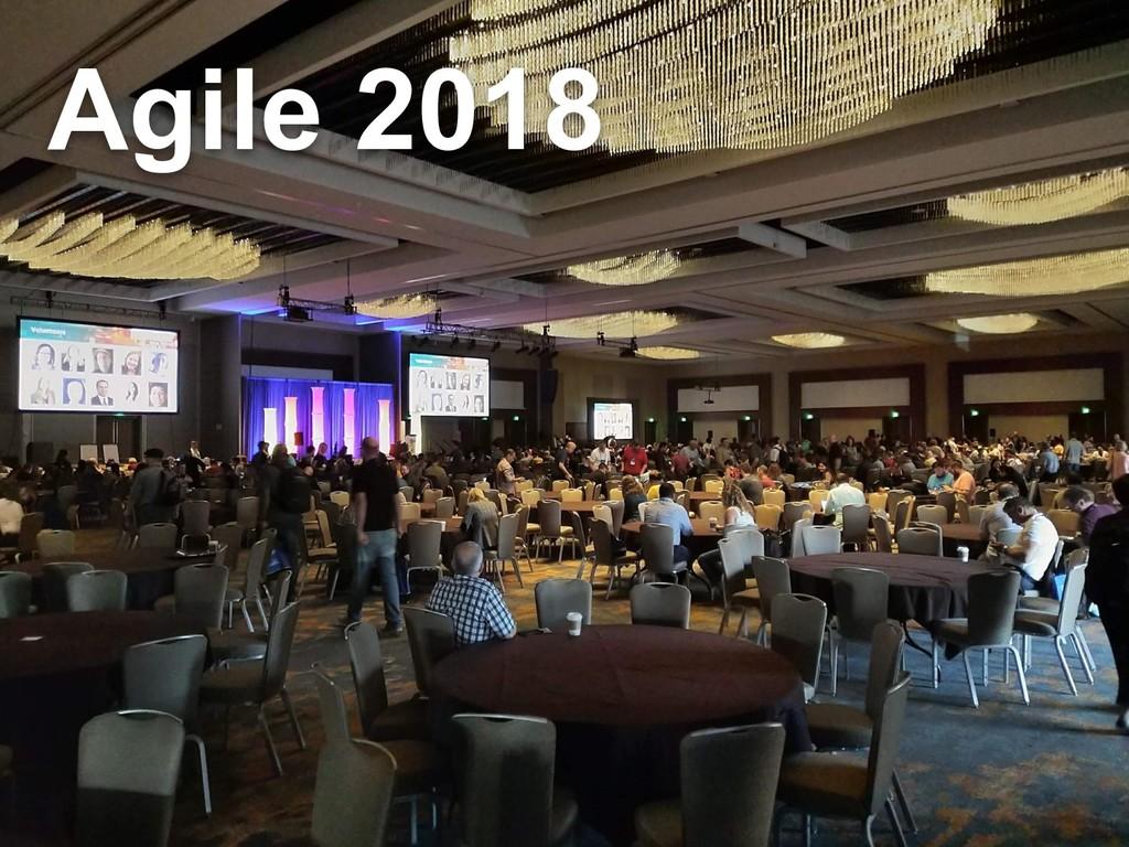 Agile 2018