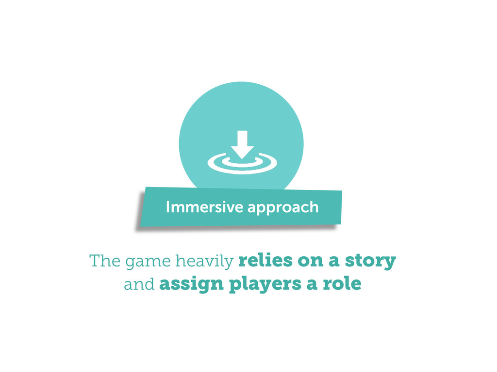 The game heavily relies on a story and assign p...