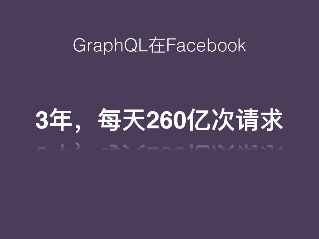 GraphQLFacebook 3ଙ҅ྯॠ260Պེ᧗