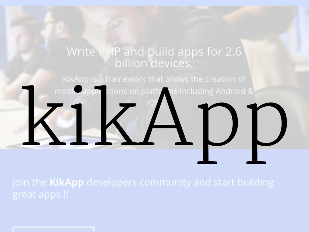 kikApp