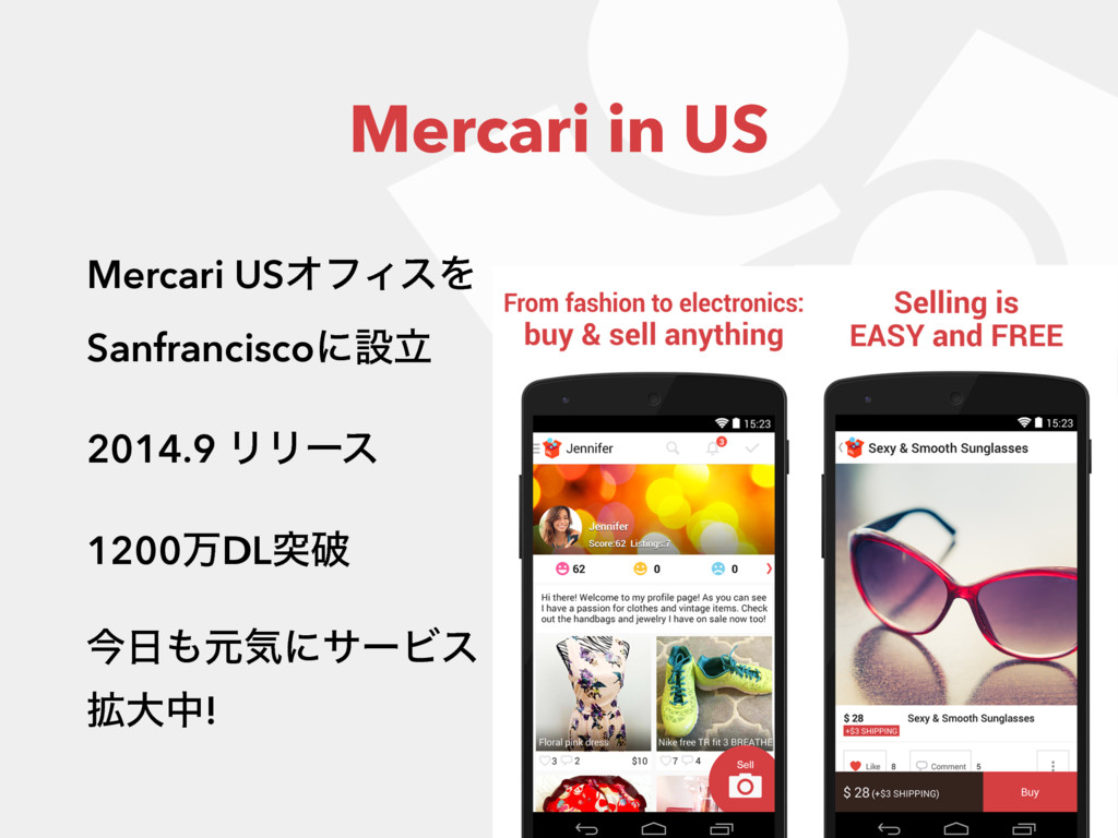 Mercari in US Mercari USΦϑΟεΛ Sanfranciscoʹઃཱ 2...