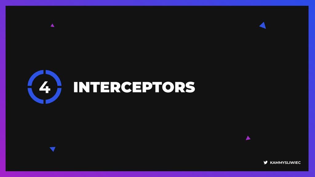 KAMMYSLIWIEC INTERCEPTORS 4